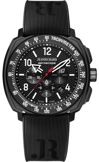 JR AEROSCOPE BLACK DIAL